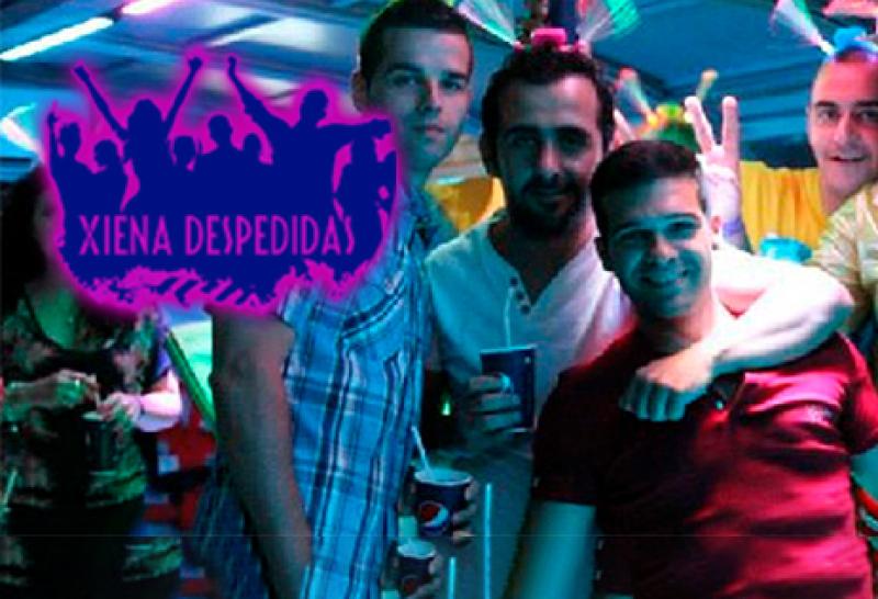 despedidas de solteros en el curiosity Madrid
