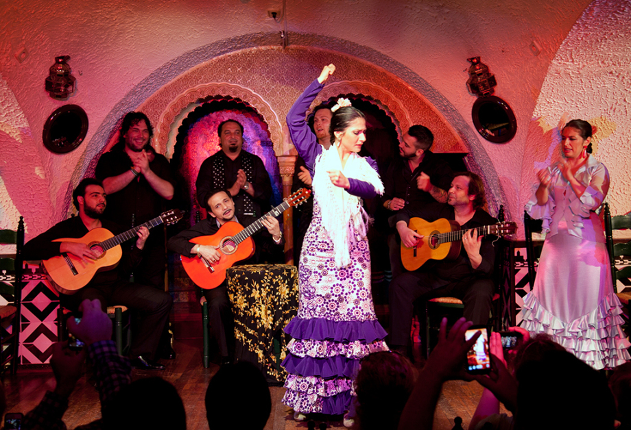 despedidas de soltero tablao flamenco