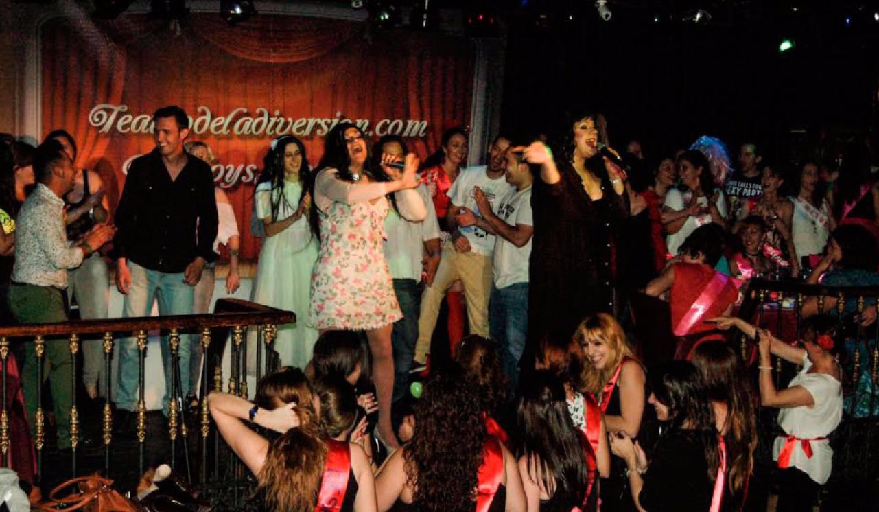 Despedida de solteros Madrid